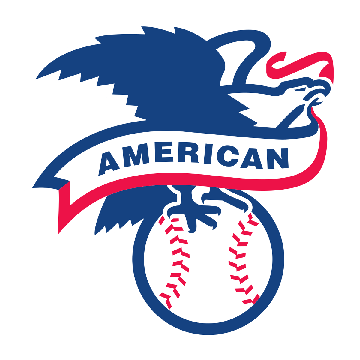 MLB American League transparent logo