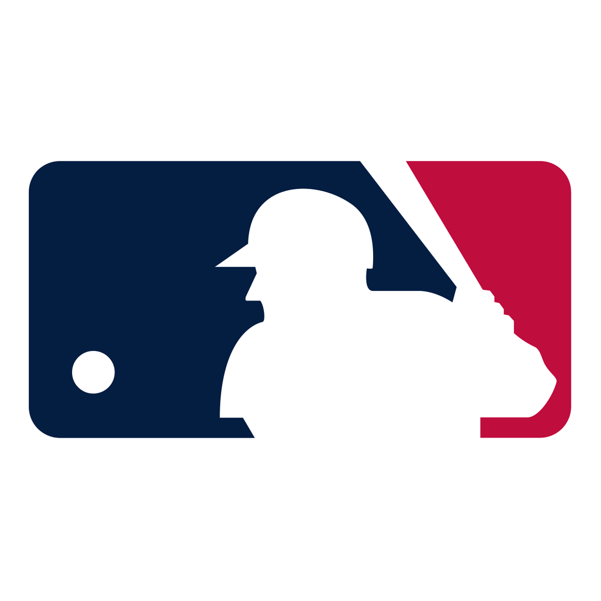 Major League Baseball transparent logo