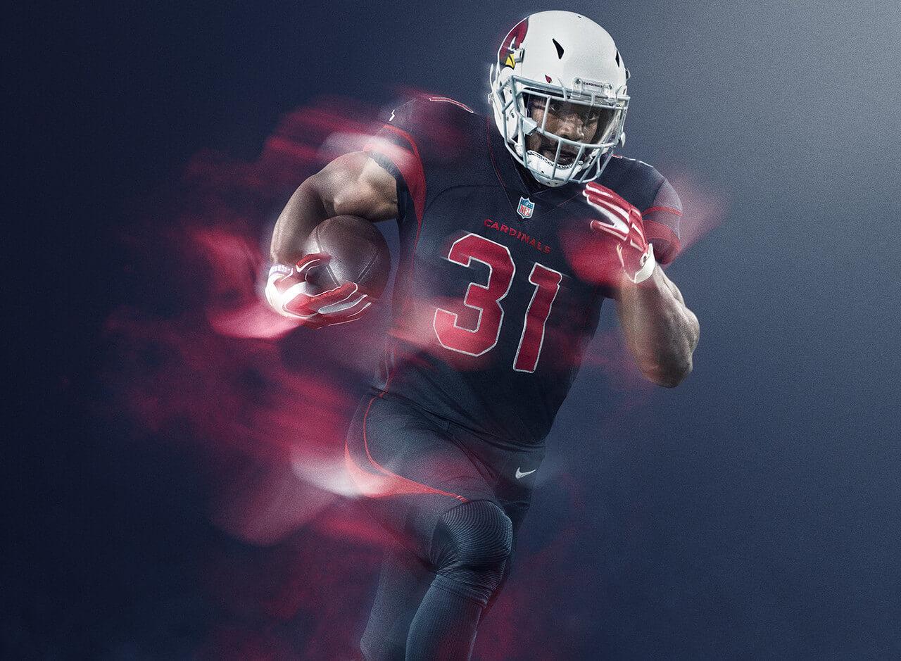 68afc1261 All NFL Color Rush Uniforms & Jerseys | Logos! Lists! Brands!