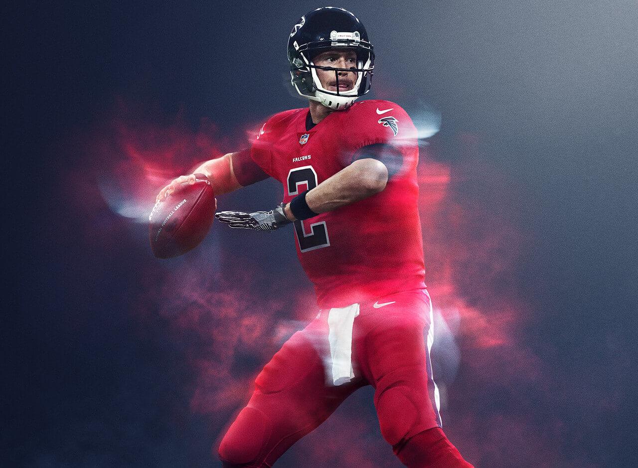 hot sale online 52646 a5d89 All NFL Color Rush Uniforms & Jerseys | Logos! Lists! Brands!