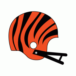 Cincinnati Bengals 1981-1989 logo