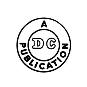 DC Comics logo 1940