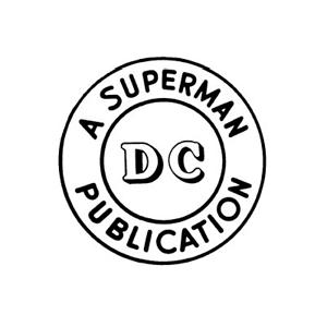 DC Comics logo 1941