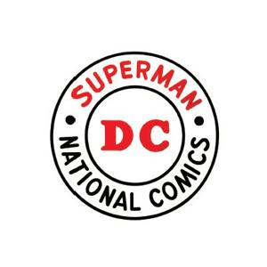 DC Comics logo 1949