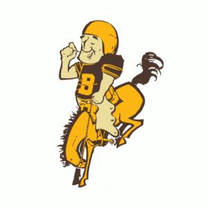 Denver Broncos 1960-1961 logo
