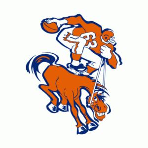 Denver Broncos 1962-1969 logo