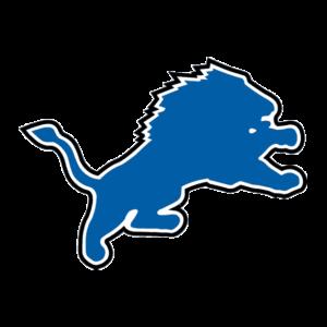 Detroit Lions 2003-2008 logo