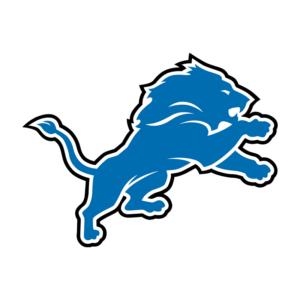 Detroit Lions 2009-2016 logo