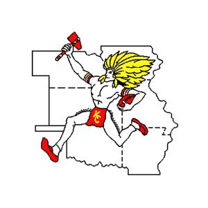 Kansas City Chiefs 1963-1971 logo