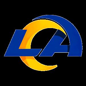 LA Rams logo png 2020