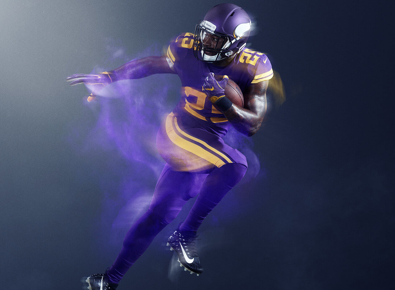 All NFL Color Rush Uniforms & Jerseys   Logos! Lists! Brands!