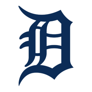 Detroit Tigers team logo