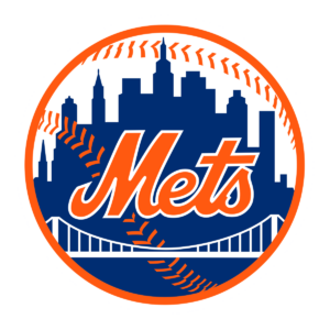 New York Mets team logo