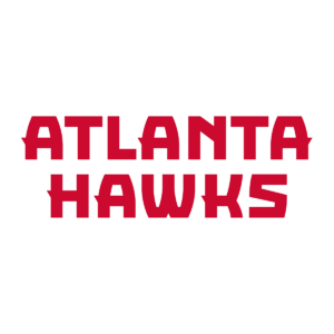 Atlanta Hawks Wordmark