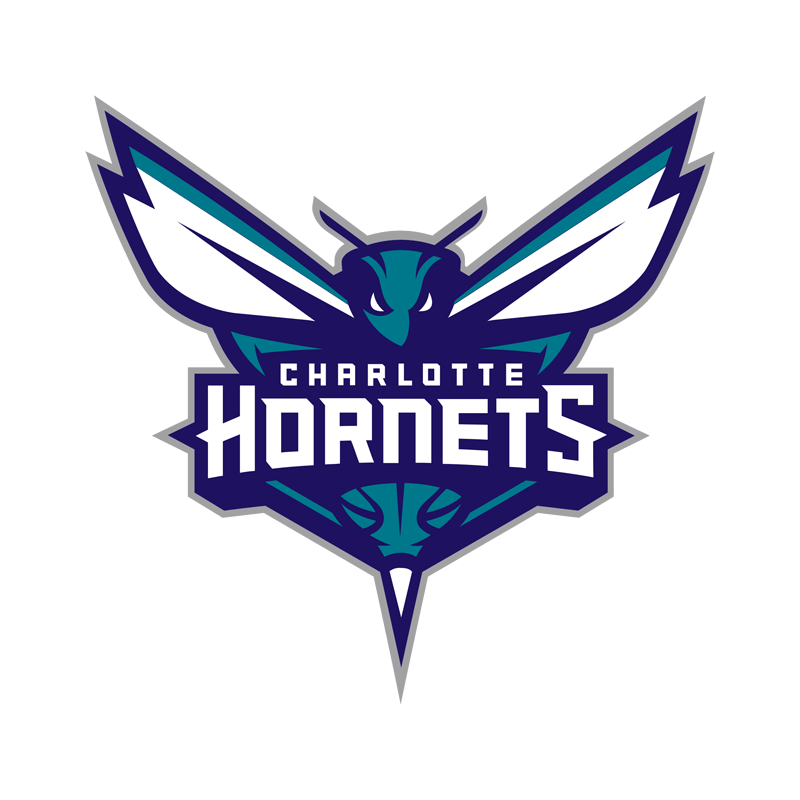 Charlotte Hornets Transparent Team Logo