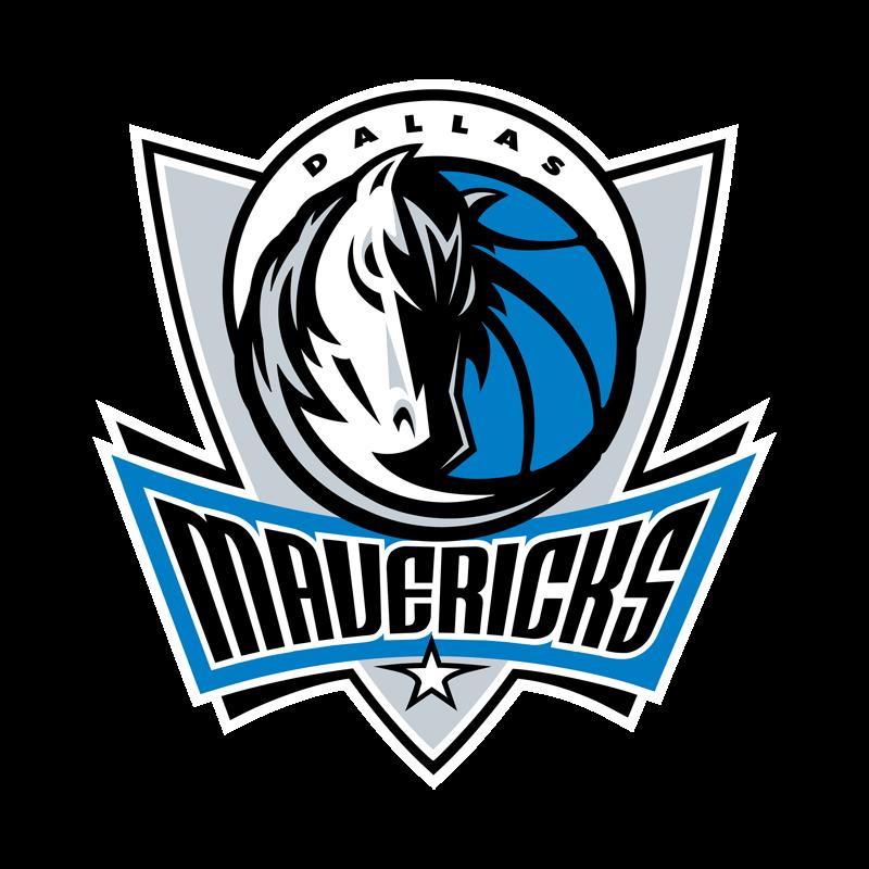Dallas Mavericks Transparent Team Logo
