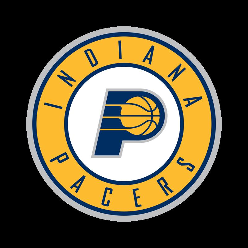 Indiana Pacers Transparent Team Logo