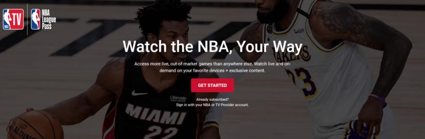 NBA League Pass Subscription & Price
