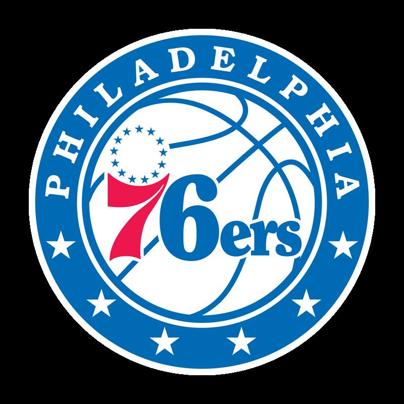 Philadelphia 76ers Transparent Team Logo