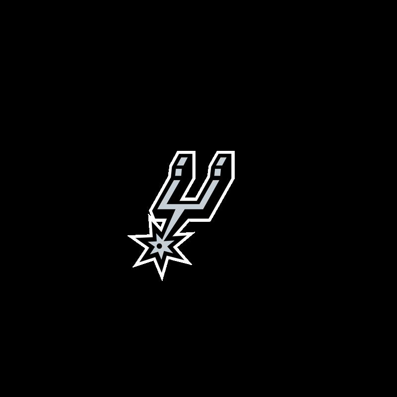 San Antonoio Spurs Transparent Team Logo