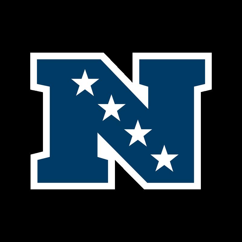 NFC National Football Conference Transparent Logo