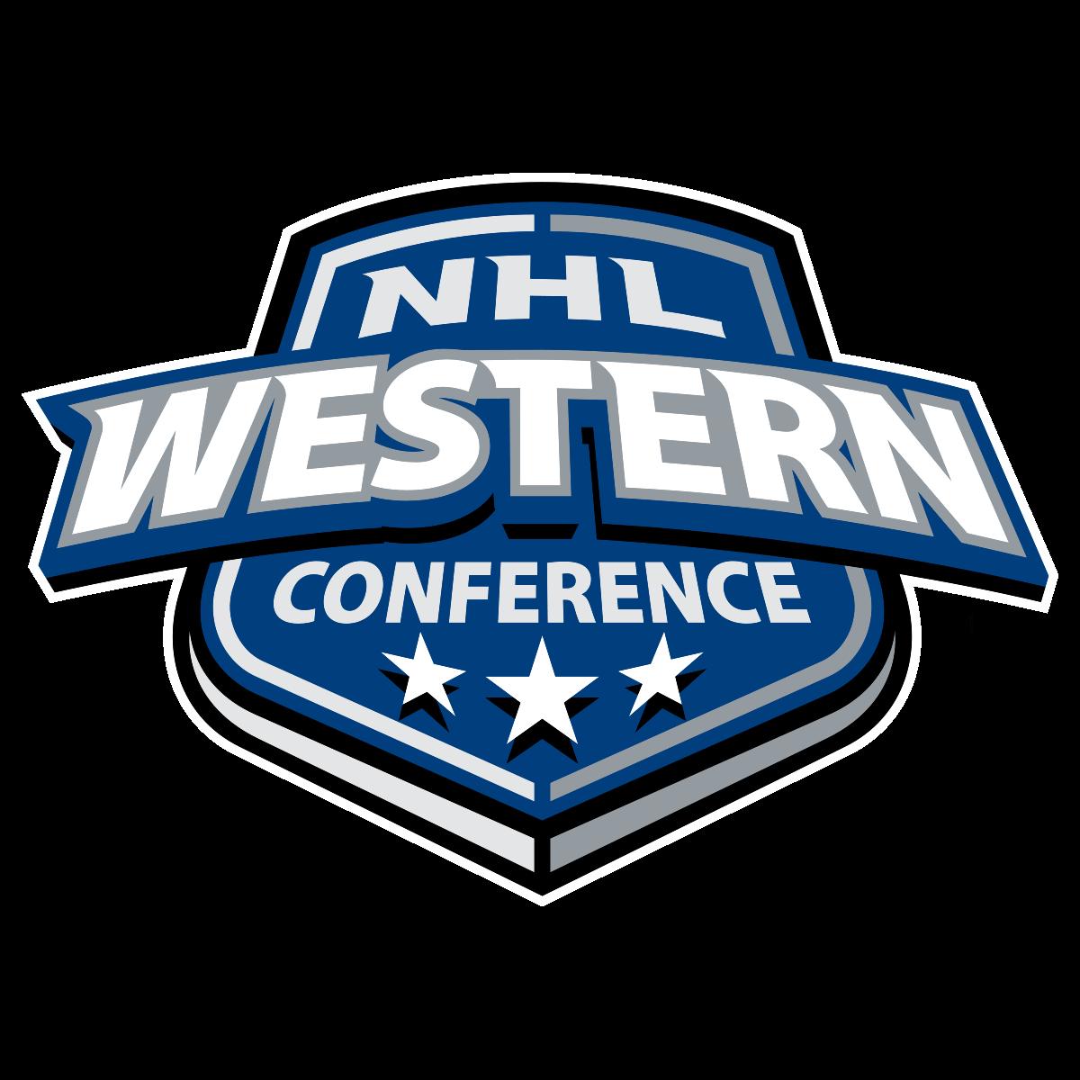 NHL Western Conference logo png