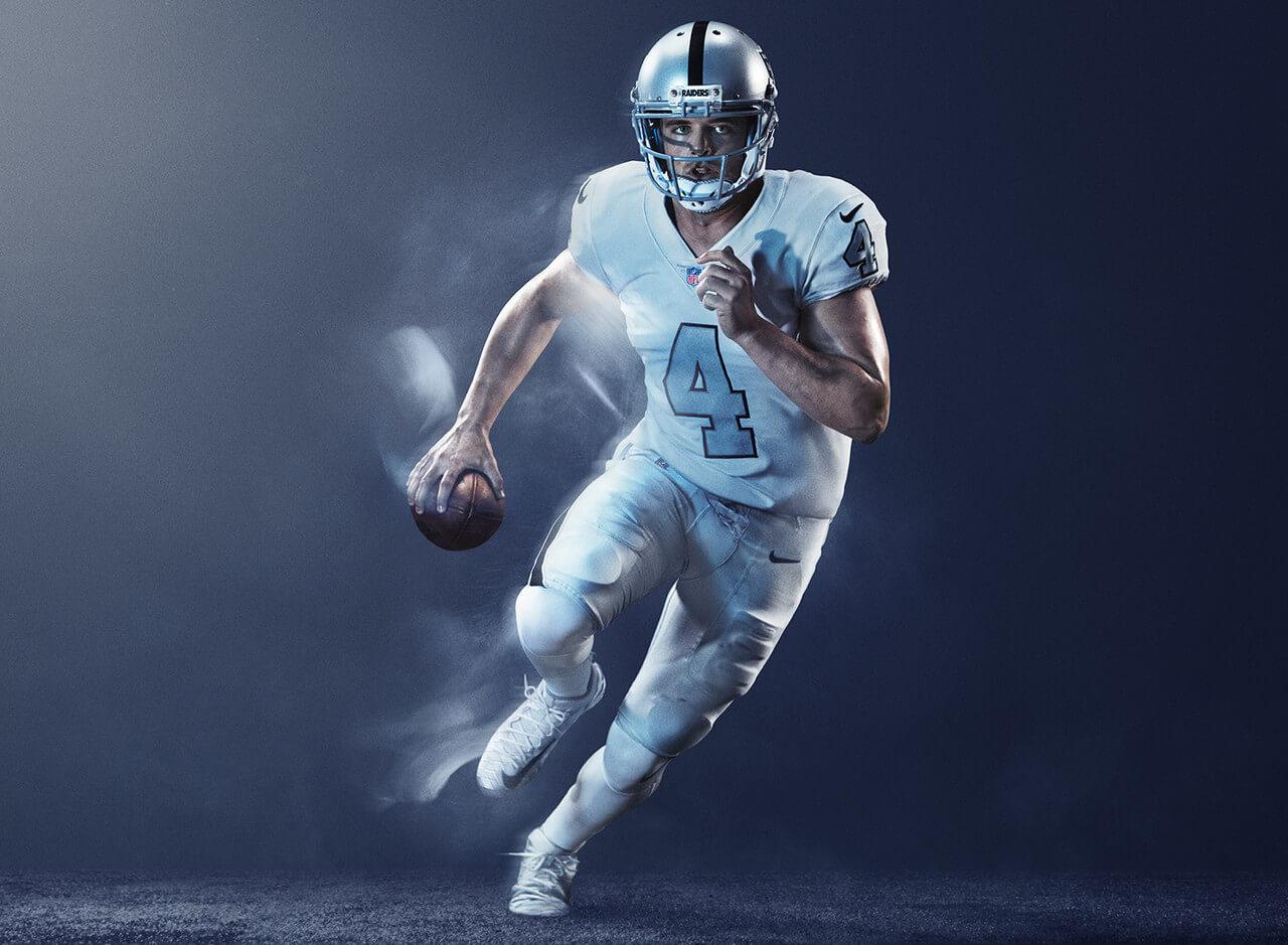 hot sale online bd106 1bc6a All NFL Color Rush Uniforms & Jerseys | Logos! Lists! Brands!