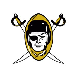 Oakland Raiders 1960-1962 logo