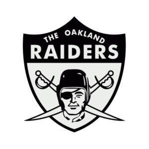 Oakland Raiders 1963 logo