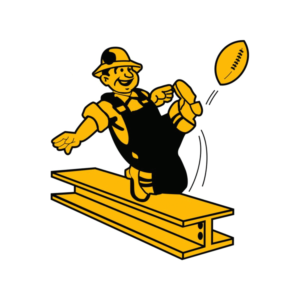 Pittsburgh Steelers 1962-1968 logo