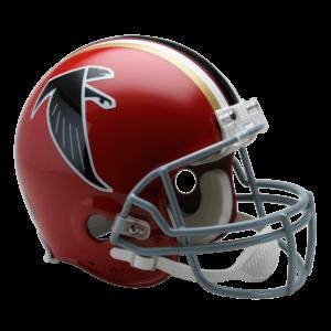 Atlanta Falcons Helmet 1966-1969
