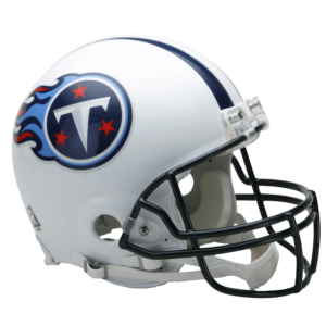 Tennessee Titans Helmet White
