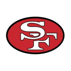 San Francisco 49ers 1968-1995 logo