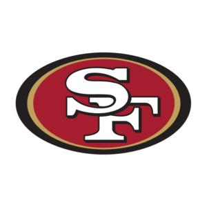 San Francisco 49ers 1996-2008 logo