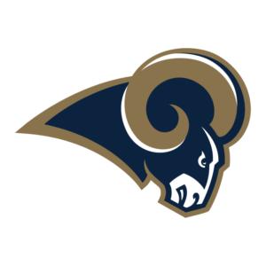 St. Louis Rams / Los Angeles Rams 2000-2016 logo