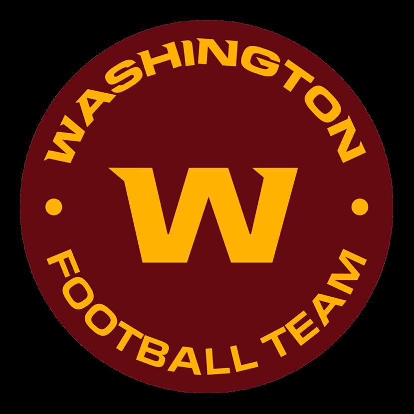 Washington Football Team Wordmark Logo